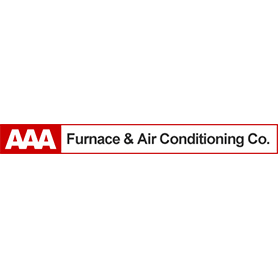 AAA Furnace & Air Conditioning Co. Logo